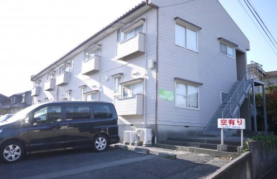 【西区寺尾台1】2K アパート