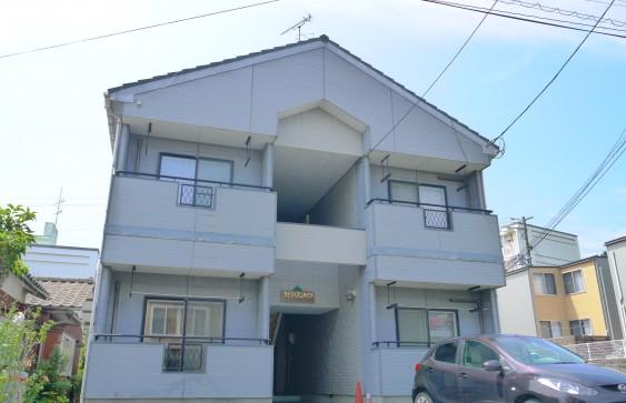 【西区坂井】1R アパート