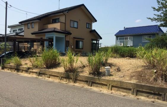 【秋葉区松ヶ丘1】57.24坪 売地