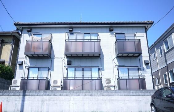 【西区小針が丘1】1Kアパート