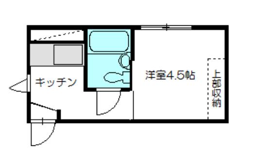 【中央区信濃町4】1K マンション