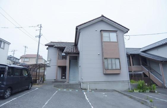 【西区五十嵐東3】1K ネット無料 アパート