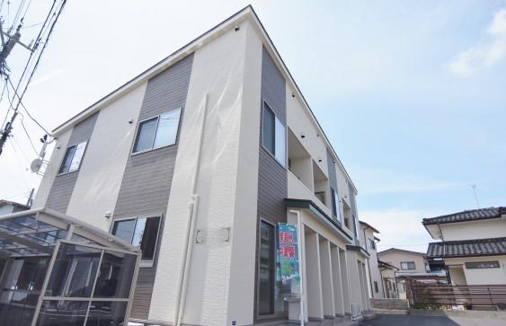 【西区五十嵐東1】ペット可 1LDK 新築アパート