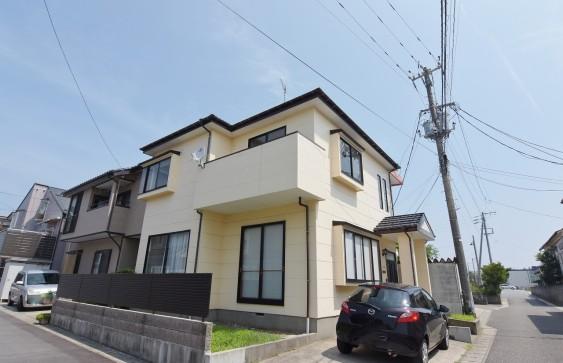 【西区五十嵐東1】3LDK 短期限定 一戸建て貸家