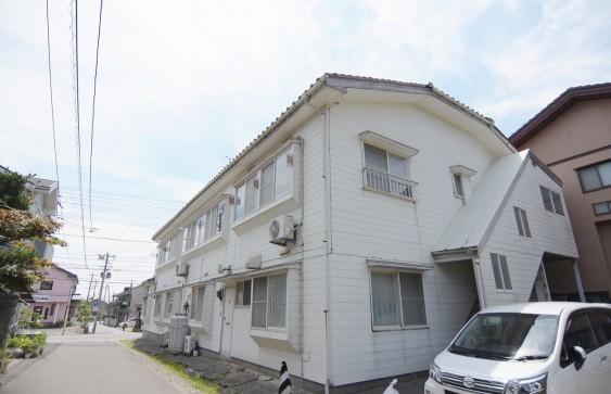 【西区小針藤山】2DK アパート