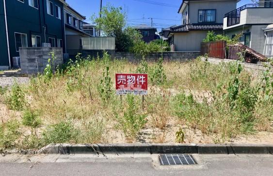 【西区上新栄町5丁目】 59.25坪  売地