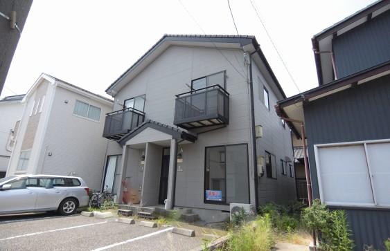 【西区坂井1】2LDK メゾネット