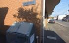 ゴミステーションは敷地内です