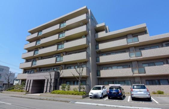 【中央区関屋田町】 2LDK マンション