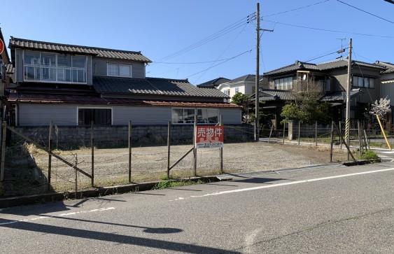 【東区柳ヶ丘】43.98坪  売地