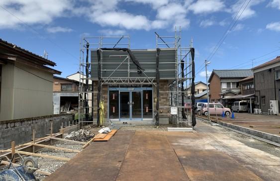 【北区葛塚】12.43坪  新築テナント 2号