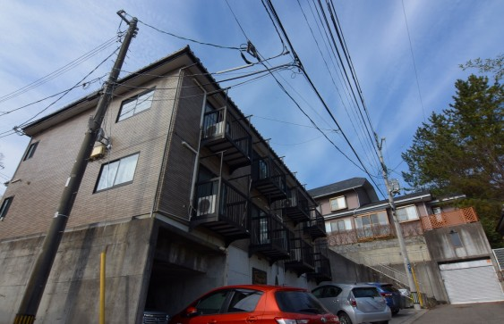 【西区寺尾】1K アパート