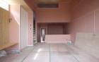 IHシステムキッチン 上がロフト、キッチンの奥に洋室(キッチン)